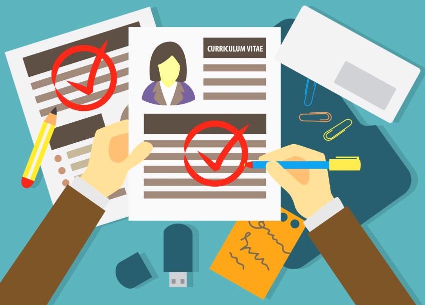 съвети за написване на CV